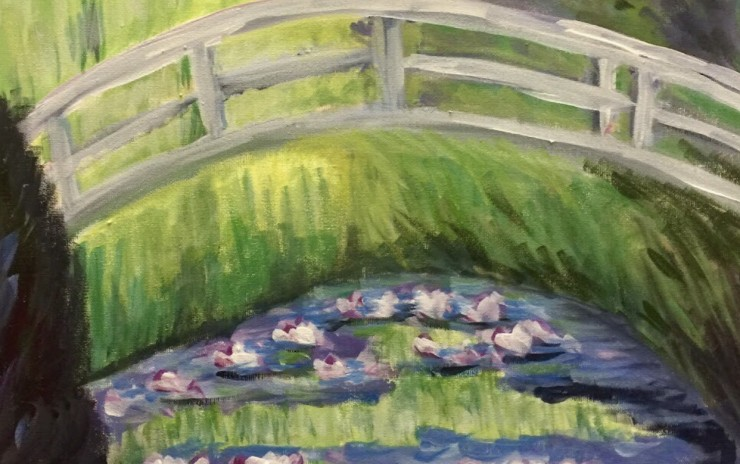 SIP 'N SKETCH – A WINE & PAINTING NIGHT – JAN 10TH 6.30- 8.30PM
