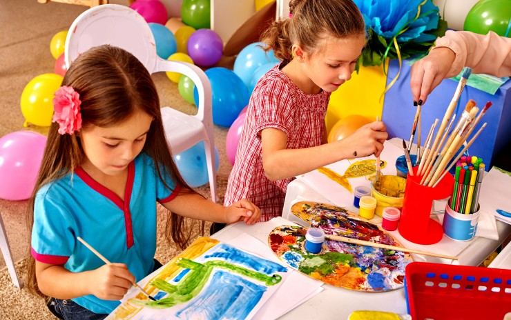 TERM 1 2021 CHILDREN'S ART CLASSES – All Ages Pre K – Yr 12 – Tues – Sat