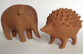 CERAMIC CREATE YOUR PET or FAVOURITE ANIMAL IN CLAY- THURS. JAN 9 –  This is an Afternoon HALF DAY session- CREATIVE KIDS VOUCHER ACCEPTED