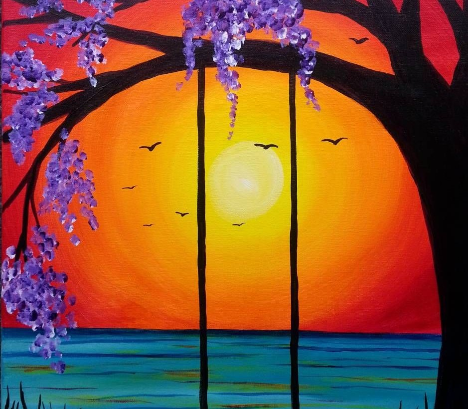 SIP 'N SKETCH – A WINE & PAINTING NIGHT – OCT 30 – 6.30 – 8.30PM